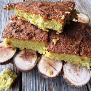 Pırasalı Mısır Ekmeği (Pilaska)